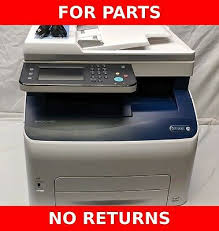 Make sure that the print job is sent to the correct port. Xerox Workcentre 6027 Printer For Sale Picclick