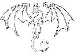 Dragon Easy Drawing Zupa Miljevcicom