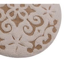 damask bathroom rugsaffron fabs cotton damask bath rug reviews wayfair