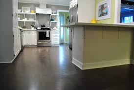 cork kitchen flooring. Oh And There Was One Other Thing That Are Required To \u201cfinish\u201d The Floors: Transitions. We Have Four Doorways In This Room, Each Needed Its Own \u201c Cork Kitchen Flooring D