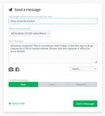 Reach does not charge you for texts. Mass Text Messaging We Make Sending Mass Texts Easy Slicktext