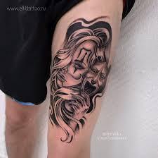 татуировки фото татуировок и их значения портфолио и работы