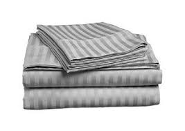 1500 thread count sheets. Modren 1500 ITALIAN 1500 Thread Count STRIPED 4PC QUEEN Sheet Set And Sheets D