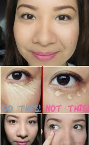 how to use makeup hide under eye bags mugeek vidalondon