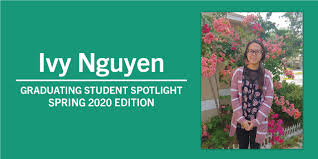 USF Libraries - Ivy Nguyen, Graduating Student Spotlight