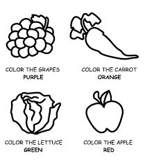 Ideas Food Group Coloring Pages And Healthy Coloring Pages Healthy