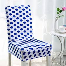 blue kitchen dining chair slipcovers