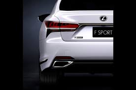 2018 lexus 500 f sport. Contemporary Sport 2018 Lexus LS 500 F Sport Coming To New York 17 Advertisement Skip  1  17 And Lexus F Sport