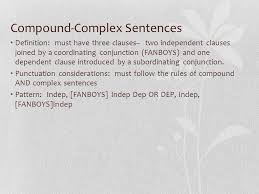Sentence sTructures. - ppt download