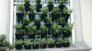 hanging planter vertical garden pots