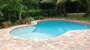 backyard salt water pool. Saltwater Pool Backyard Salt Water F