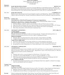 Comfortable Harvard Mba Resume Pdf Contemporary Resume Ideas