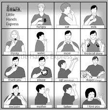82 Teaching Baby Sign Language Uk Uk Language Teaching Sign