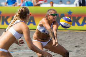 Beach Volleyball Competition