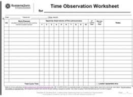 time study templates excel time study template excel and motion strong capture vizarron com