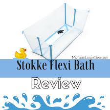 stokke flexi bath review maman loup s den