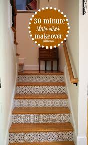 Best 25 Stair Risers Ideas On Pinterest Part K Stairs Risers Stair Tread  Painting Ideas