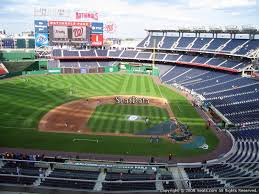 Washington Nationals Seating Chart Detailed 73 Reasonable New Nationals Stadium Seating Chart
