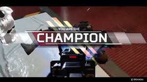 Apex Legends - Champions Of The Arena ...