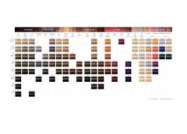 Igora Color Chart 26 Judicious Schwarzkopf Igora Color Gloss Chart