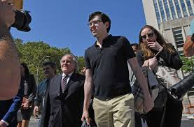 Martin Shkreli Is Jailed for Seeking a Hair From Hillary Clinton - The ...