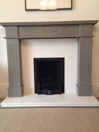 annie sloan french linen original fireplace up cycle french linen mantle original hearth