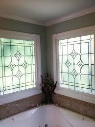 bradham bevel window privacy decorative window stained glass