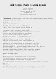 80 Special Education Resume Examples Example Of A Resume
