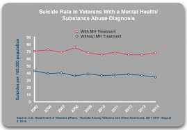 Va Disability Pay Chart 2011 Screening Drug Treatment Increase In Veteran Suicides