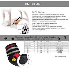 Dog Shoes For Medium To Large Dogs Labrador Husky Shoes 4