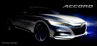 2018 honda stream. simple stream honda has teased its upcoming 2018 accord with a concept sketch intended honda stream h