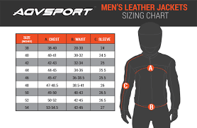 leather jacket size chart agv sport gp corsa leather motorcycle jacket riding gear riders