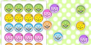 Smiley Face Stickers Smiley Face Stickers Smiley Face