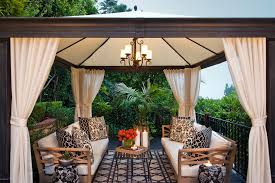 gorgeous gazebo canopy mode los angeles transitional patio