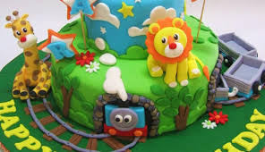10 Model Kue Ulang Tahun Anak Tema Hewan Hewan Lucu Fimela Fimelacom