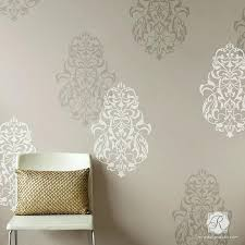 large wall stencils bohemian decor with royal design studio tree decal canada large wall stencils