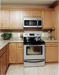 pre finished shaker style oak kitchen cabinets we ship everywhere rta easy