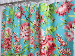 Peach Bedroom Curtains Coral Curtains Etsy