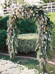 floral arches for weddings. wedding trellis flowers beautiful idea 11 25 stuning arches with lots of floral for weddings