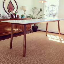 quartz top dining table. Custom Made Stella - Modern Dining Table Base For A Marble, Stone Or Quartz Top T