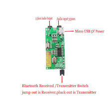 in1 wireless bluetooth 4 2 audio receiver transmitter receptor 3 5mm aux tf card decoder for headset speaker diy 2in1 wireless bluetooth