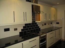 Cream Kitchen Tile Black And Cream Kitchen Tile Ideas House Decor