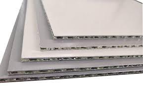 3mm tebal ahp aluminium honeycomb panel
