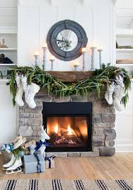 50 mantel decorations ideas for holiday fireplace mantel decorating