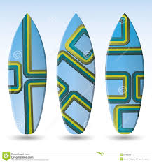 Surfboard Design Contest Vector Surfboards Design Stock Vector Illustration Of Leave