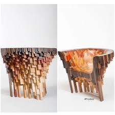 creative wooden furniture. Creative Wood Chair Furniture Wooden W