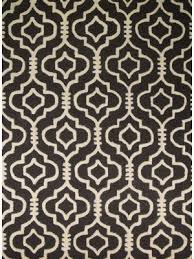 quick view moorish morocco rug in charcoal