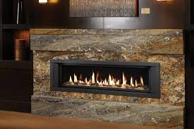 high output ho extra large linear gas fireplace provides superior heat performance 56 000 btus to heat 2 800 sq ft high quality construction and