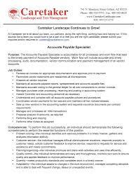 Accounts Receivable Job Description Sample Accounts Receivable