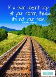 Train Railroad Quotes. QuotesGram via Relatably.com